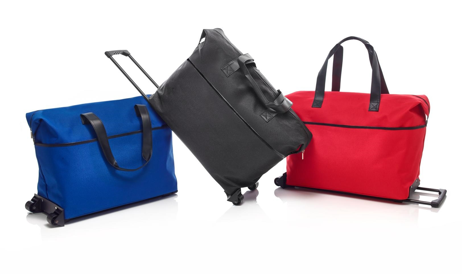 Choose a Free Rolling Duffle Bag with $85 Fragrance Purchase @ macys.com
