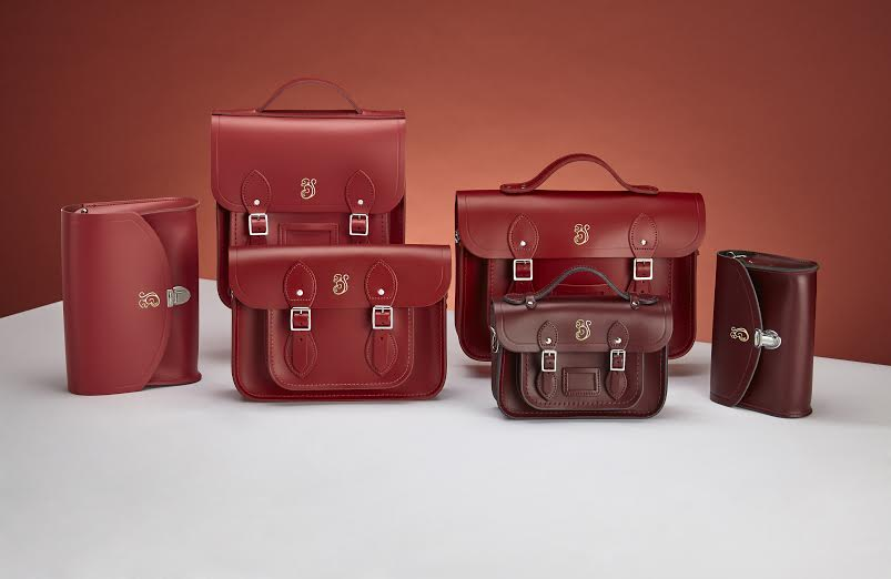 Dealmoon Exclusive 20% off + Free Shipping on All Red Bags +Free Monkey Stamp Embossing+Free Monkey Canvas Tote with Any Purchase @ The Cambridge Satchel Company