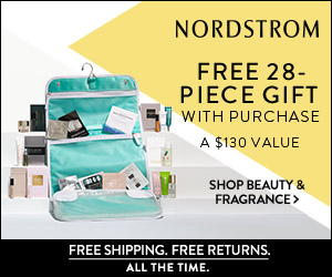 Free 28-Piece Gift ($130 Value) with Your $125 Beauty Purchase @ Nordstrom