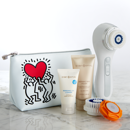 Dealmoon Exclusive! $212 ($327 Value)Clarisonic Smart Profile Value Set for Full Face and Body Cleansing