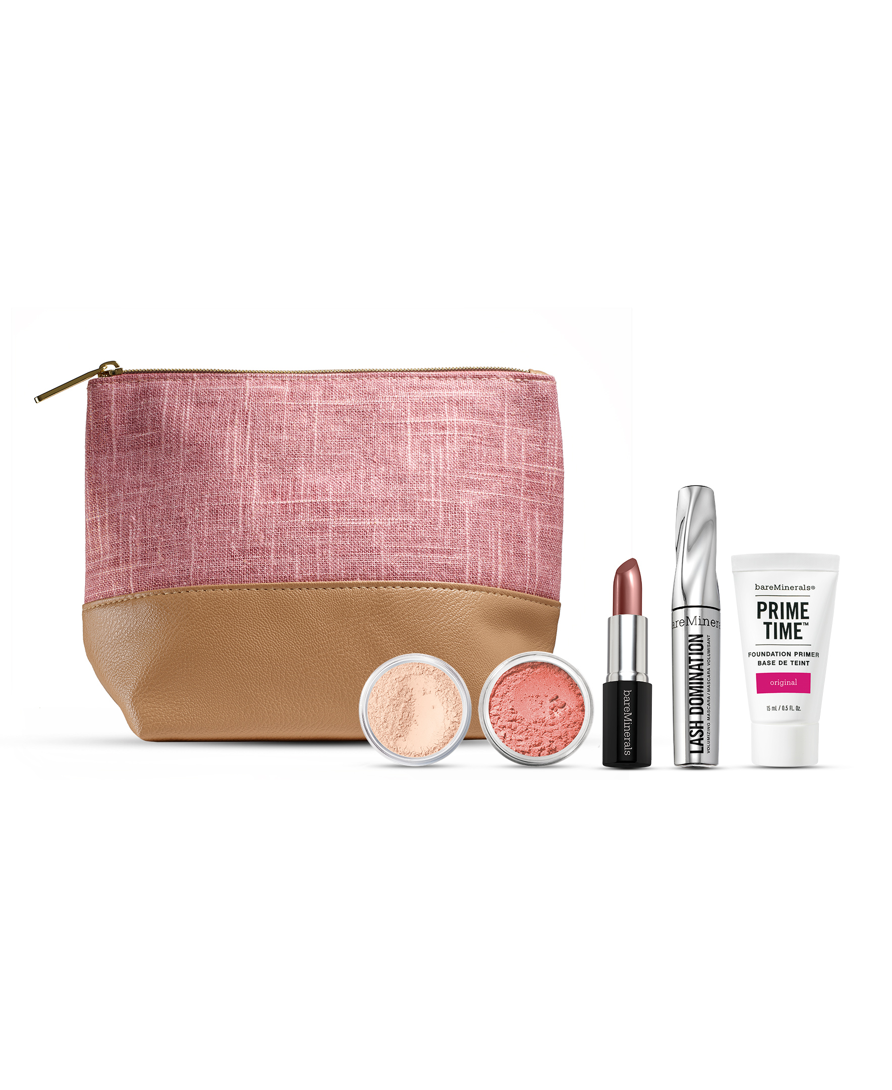 Free 6-PC Gift with $60 bareMinerals Purchase @ macys.com