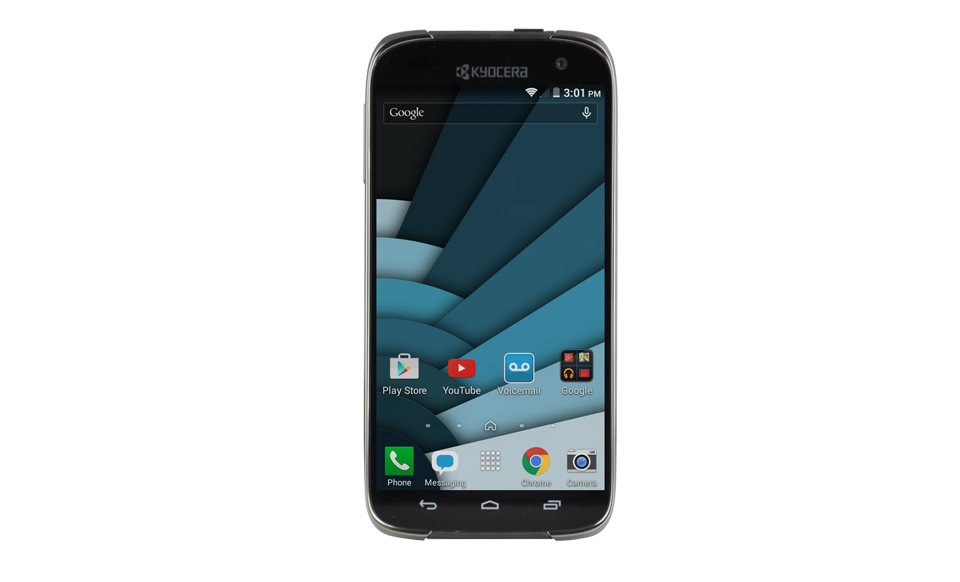 $29.99 w/ 1-month Premium Plus trial Kyocera Hydro Icon LTE with FreedomPop 100% Free Mobile Phone Service