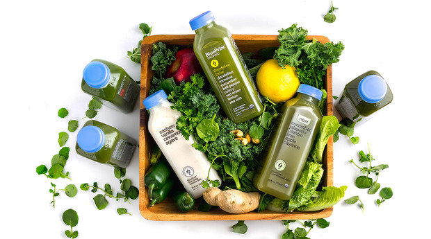Up to 37% Off Blue Print Juice Cleanse @ Gilt City
