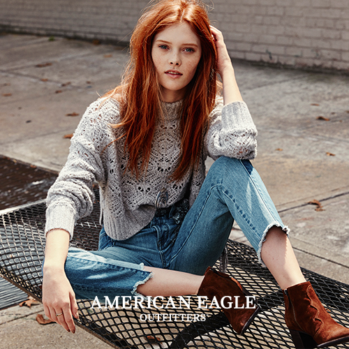 Buy 1 Get 1 50% Off AEO Jeans @ AE.com