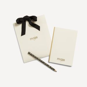 Dealmoon Exclusive: Free Maje Notepads with any order from the new Fall/Winter Collection over $275 @ Maje