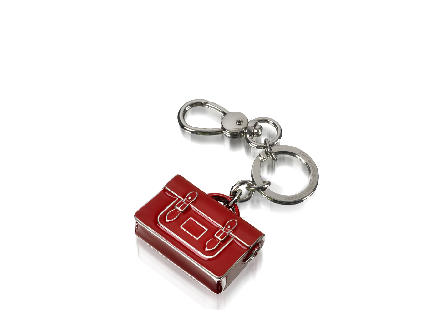 20% Off+Free Red Enamel Keychain @ The Cambridge Satchel Company, Dealmoon Golden Week Exclusive!