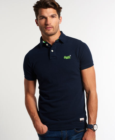 2 for $65 Selected Men's Polos @ Superdry