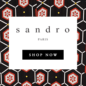 25% off Friends & Family Sale @ Sandro Paris