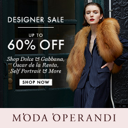 Up to 60% OffSale @ Moda Operandi