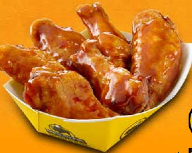 Free Snack size wings @ Buffalo Wild Wings