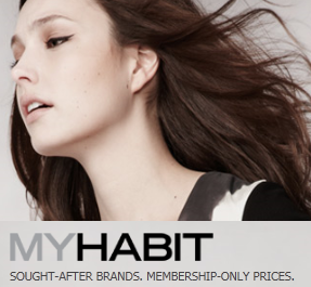 $25 OFF Any Order @MyHabit