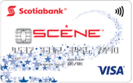 SCENE® VISA card