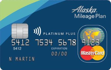 Alaska Airlines World Elite® MasterCard® credit card
