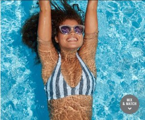 Buy 1 Get 1 FREESwimwear & Shorts @ Aerie by American Eagle