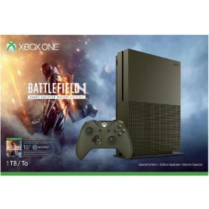 Xbox One S 1 TB Console - Battlefield 1 Special Edition Bundle 889842149401 | eBay
