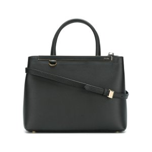 2jours Small Leather Handbag