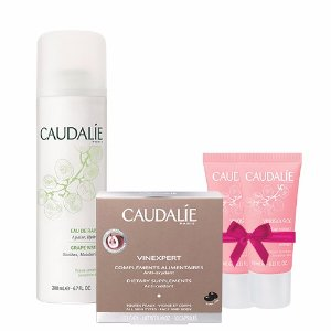 $33 (Value $56) Dealmoon Singles Day Exclusive SetSaves 43% on the bundle @ Caudalie