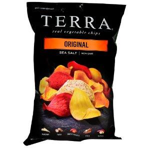 Terra Real Vegetable Chips Original -- 6.8 oz