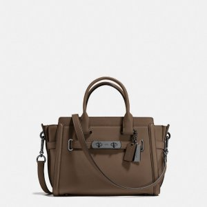 COACH: Swagger 27 In Glovetanned Leather