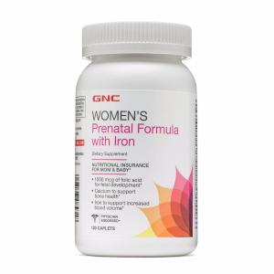 Prenatal Formula with Iron