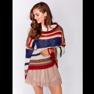 Academy Stripes Sweater