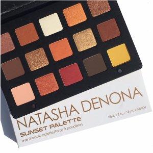 $129 手慢无补货:Natasha Denona Sunset 超火爆眼影盘