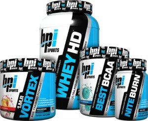 Extra 50% Off! Protein, Creatine Fitness Nutrition @bpisports