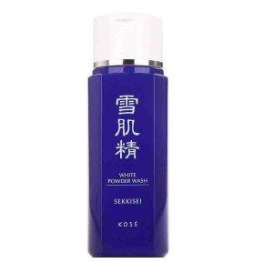 KOSE Sekkisei White Powder Wash 3.5oz