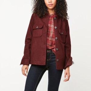 Bordeau  羊毛夹克外套