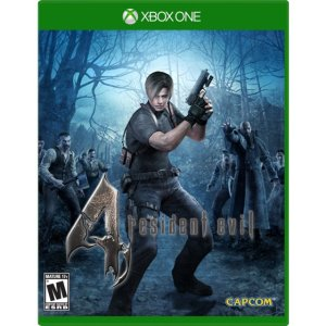 Resident Evil 4, 5 or 6 HD (PS4 or Xbox One Digital Download)