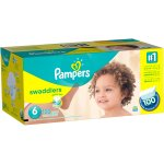 Pampers Swaddlers Diapers, Size 6, 100 count