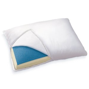 $11.80Sleep Innovations Reversible Gel Memory Foam and Memory Foam Pillow