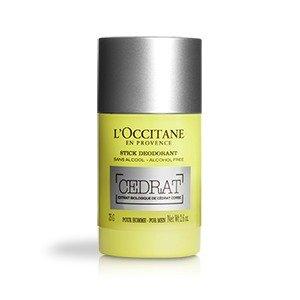 Cédrat Spray Deodorant | Fresh Deodorant For Men | L'Occitane