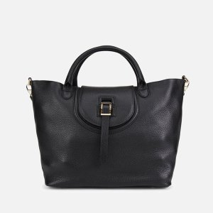 meli melo Women's Halo Tote Bag - Black - Free UK Delivery over £50