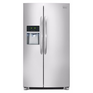 Frigidaire Gallery FGHS2655PF 25.6 Cu. Ft. Side-by-Side Refrigerator