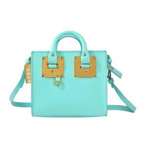 Box Albion Tote Bag Sophie Hulme Blue