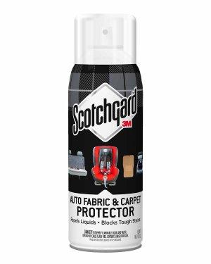 Scotchgard Auto Fabric & Carpet Protector, 1 Can, 10-Ounce