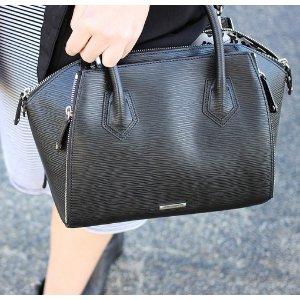 Rebecca Minkoff Mini Perry Leather Satchel