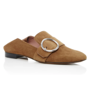 Suede Lottie Soft Loafer by Bally |