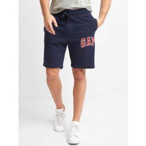French terry logo shorts | Gap