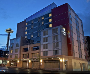 From $134Seattle Downtown Hyatt Place