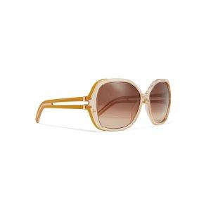 Square-frame acetate sunglasses | Chloé