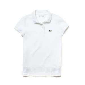 $41.99($60)Lacoste Kid's Fine Piqué Knits Polo Shirt