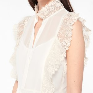 Up to 60% Offthe Lace Items @ Sandro Paris
