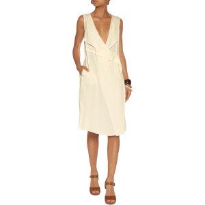 Ruffled crepe dress | Marni