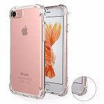 Casesay TPU iPhone 7 Case Clear