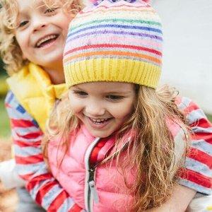 8折+新用户额外8.5折Hanna Andersson 儿童秋冬夹克、羽绒服等促销