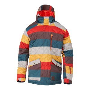 Men's Forest Snow Jacket