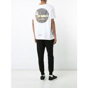 Off-White Circular Prints T-shirt - Farfetch