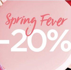 20% OffSpring Fever @ Kiko Milano